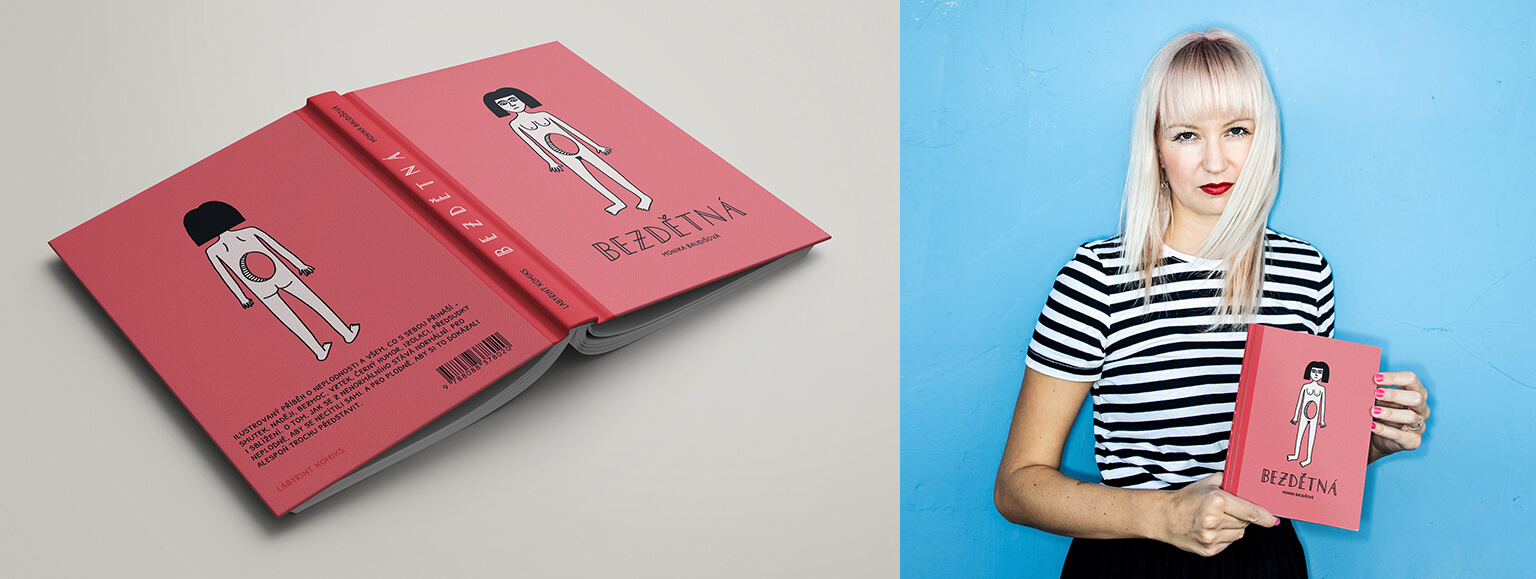 An illustrated book about infertility